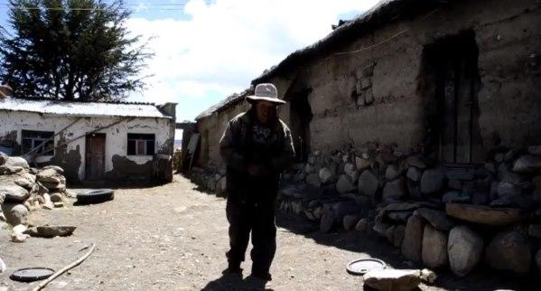 カルメロ・フロレス・ラウラ ボリビア 最高齢