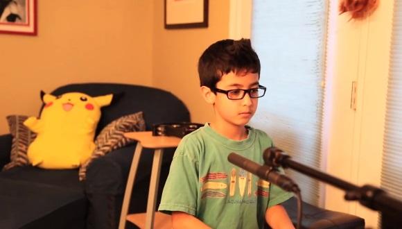 9歳少年 マッシュアップ