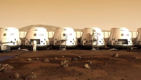 Mars One計画1