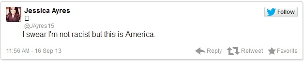 ここはアメリカだ