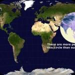 世界の事情が手に取るように分かるオモシロ地図16枚