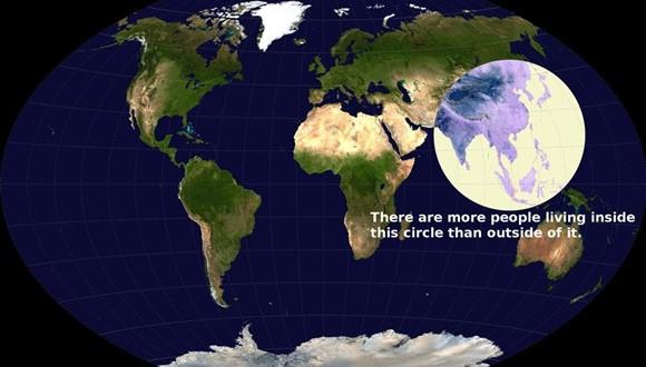 世界地図15枚