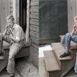【画像】フルカラーで甦る歴史的な白黒写真22枚