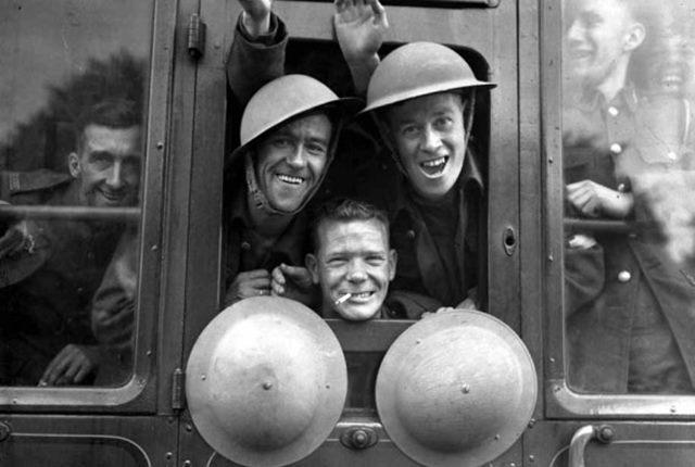 イギリス兵士 1939年 o