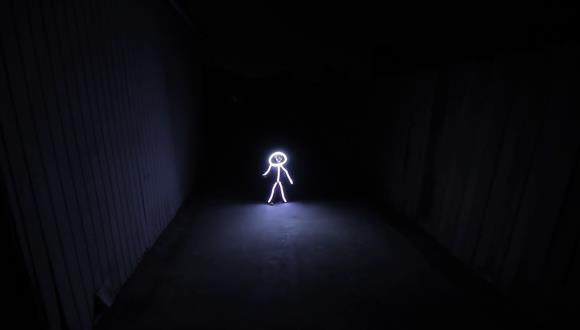ハロウィンコスチューム LEDスーツ