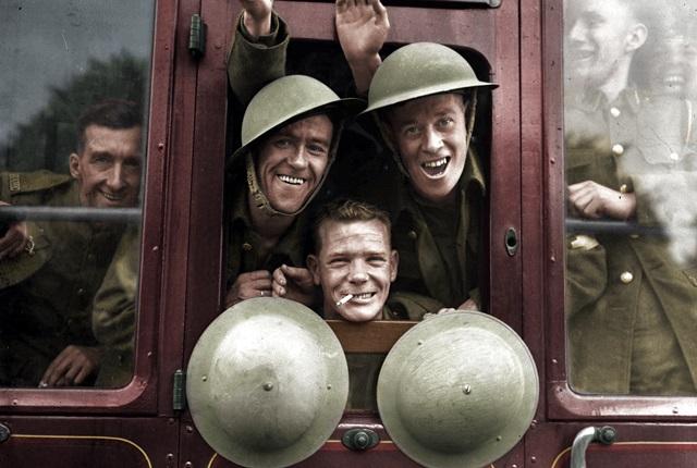 イギリス兵士 1939年