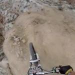 【GoPro】マウンテンバイクで22mのギャップをバックフリップ!!ド迫力の目線カメラ映像