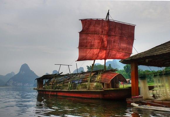チン・シー 中国の海賊