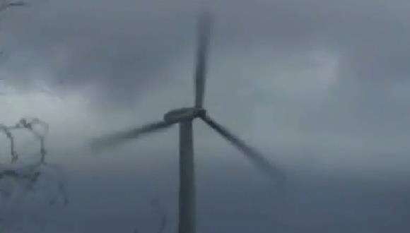 風車 崩壊