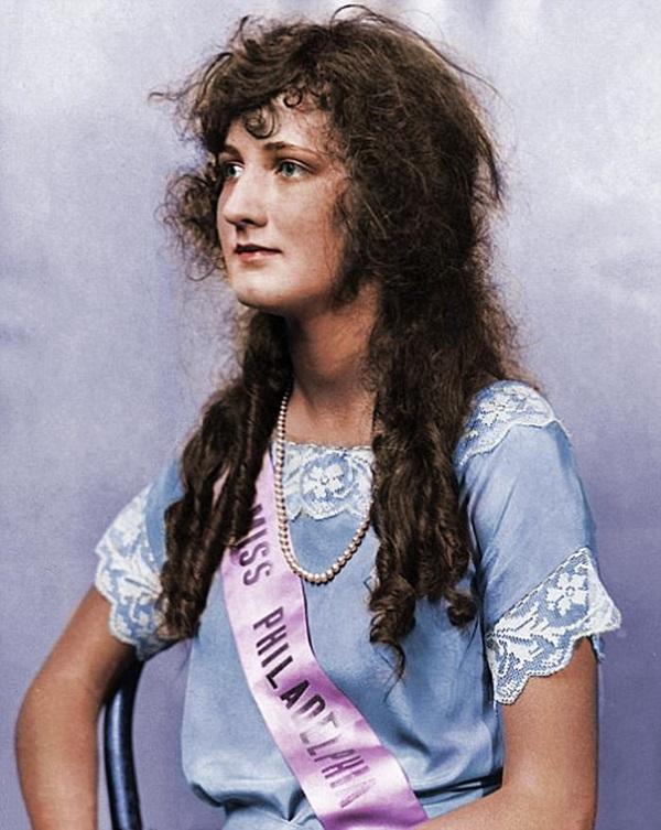 ミス・アメリカ 1922年