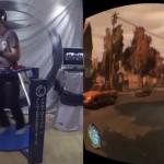 【ゲーム】GTAをバーチャル・リアリティな環境でプレーするとこんな感じ