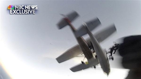 飛行機衝突1