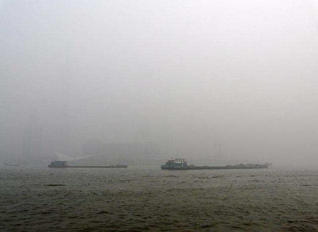 上海 大気汚染1.2