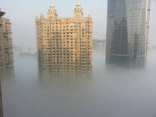 上海 大気汚染7