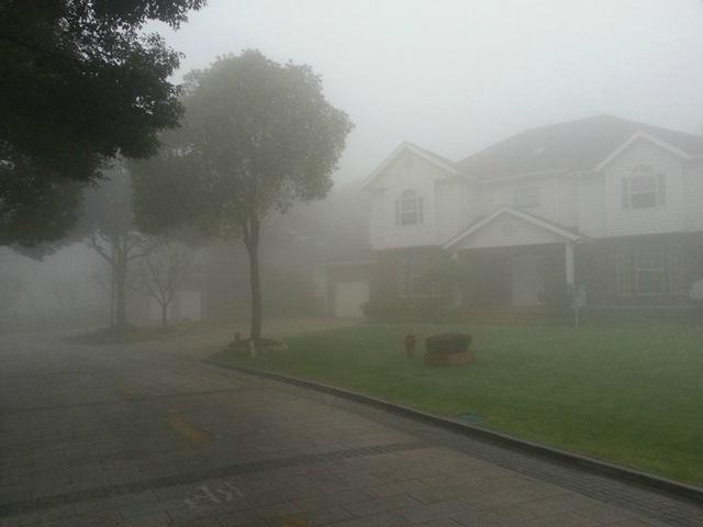 上海 大気汚染5.1