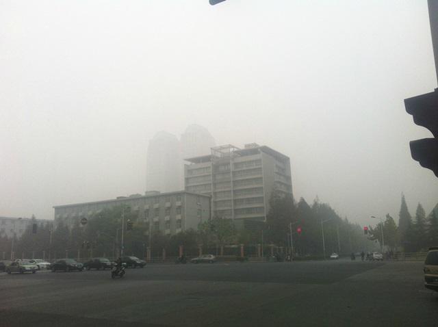上海 大気汚染6