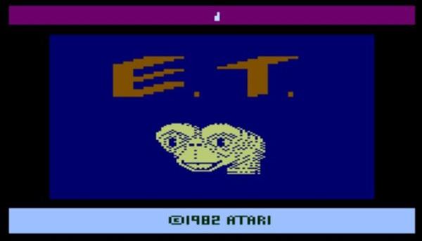 E.T. ゲーム
