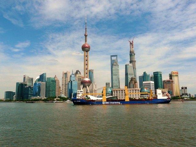 上海 大気汚染1.1