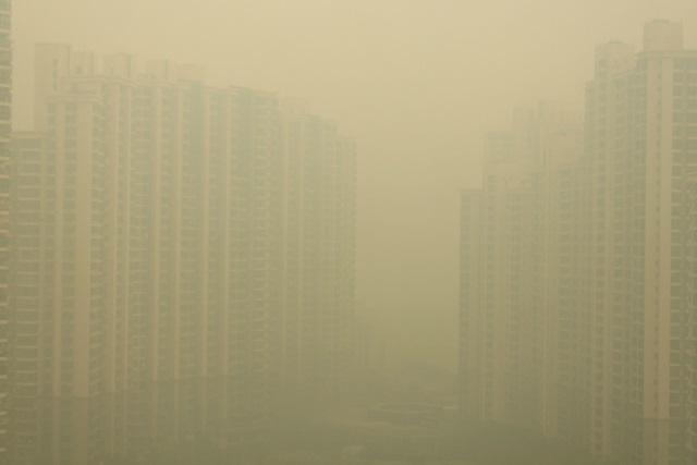 上海 大気汚染2