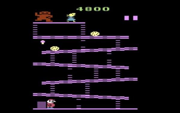 インターネット・アーカイブ 無料ゲーム  ▼一部では史上最悪のクソゲーとも称される『E.T.』