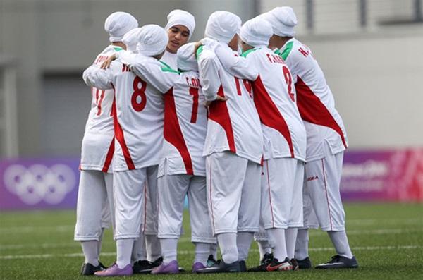 イラン女子サッカー