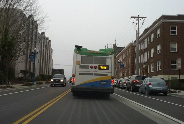 礼儀正しいバス2