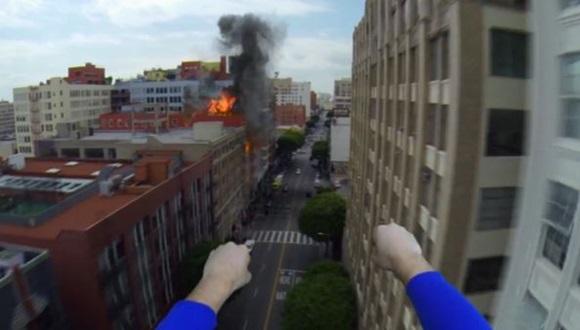 スーパーマン GoPro