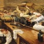 もしも第1次世界大戦が「酒場の乱闘」だったら…