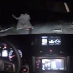 【ロシアの仰天CM】夜道で犬を轢いてしまった…、と思いきや!