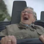 78歳のおばあちゃんがジェットコースターに初挑戦