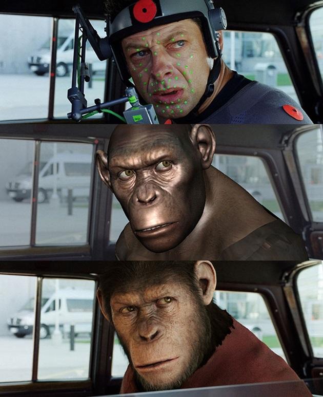 『猿の惑星:創世記』VFX