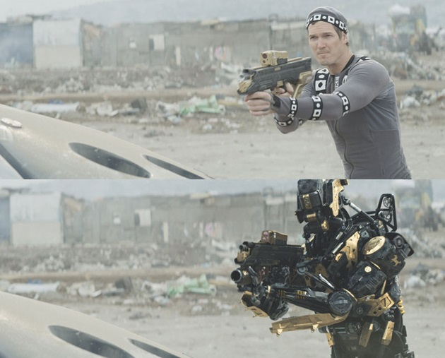 『エリジウム』 VFX