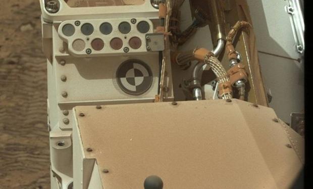 火星探索器 ビフォーアフター ボディー3.1