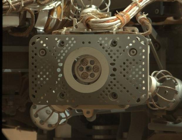 火星探索器 ビフォーアフター ボディー1
