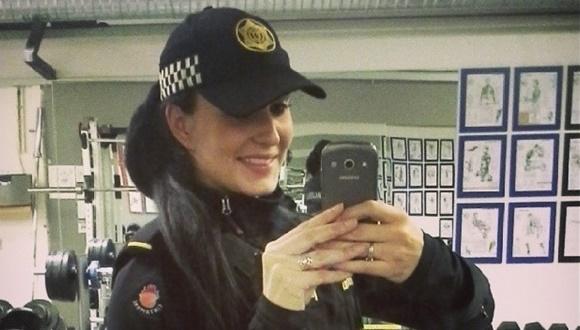 アイスランド警察 instagram