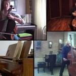 23本のYouTubeアマチュア演奏動画をミックスして作られた曲が素晴らしい!!