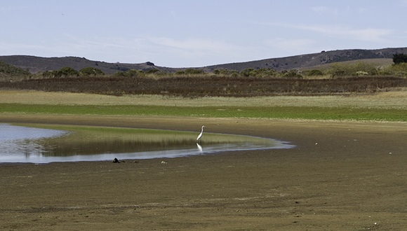 カリフォルニア 旱魃