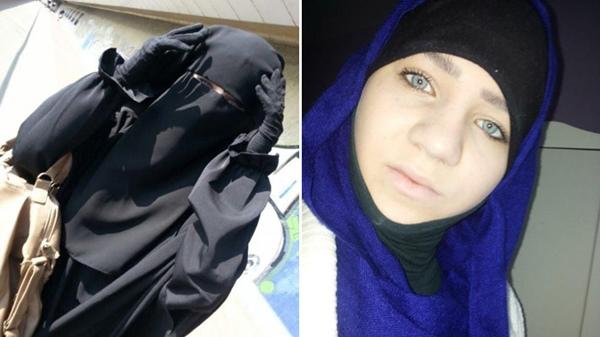 オーストリア 少女 イスラム国 1