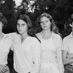 四人姉妹、40年、40枚のポートレート