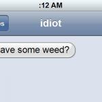 【アメリカ】「マリファナ欲しいんだけど?」 保護監察官に間違いメールで男が逮捕