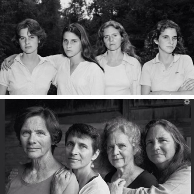 4姉妹 40年後