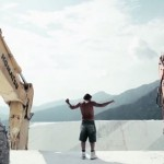 【動画】超壮大なスケールの採石!!大理石はここからやってくる