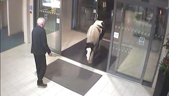 馬 警察署 イギリス