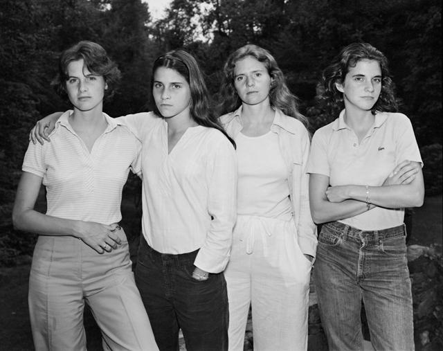 4姉妹 40年