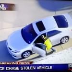 リアルGTAな危険すぎるアメリカのカーチェイス映像