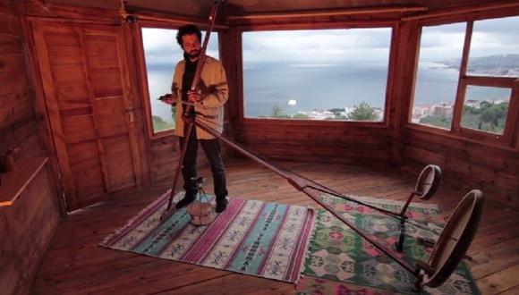 Yaybahar アコースティック楽器