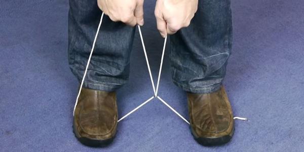 ロープを切る3