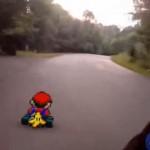「Super Bad Mario」、悪ノリしたマリオ・ブラザーズが人々の1日を台無しにする映像