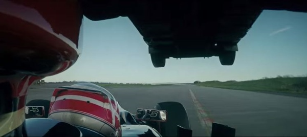トラック F1 ジャンプ