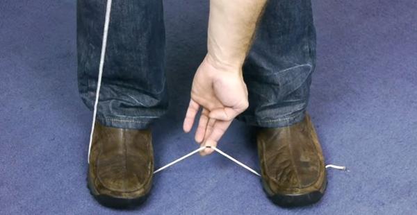 ロープを切る2